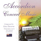 Accordion Concert Music CD Cover