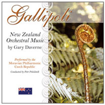 CD cover Gallipole